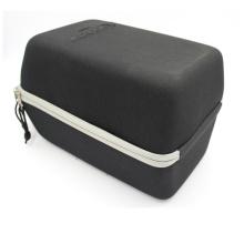 Étui pour casque de massage portable avec logo