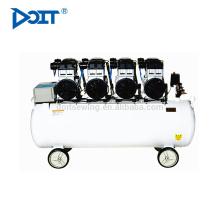 DT 1200H-160 Geräuschlose ölfreie Luftkompressormaschine