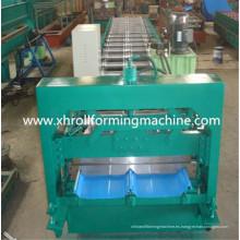 Máquina perfiladora de láminas de taller