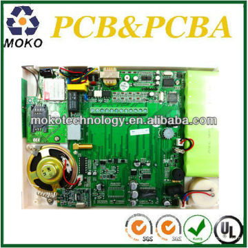Contract Manufacturing Pcb Assembly for Game Board