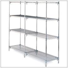 Armazenamento de alta qualidade Armazenamento Rack, Rack prateleiras de metal
