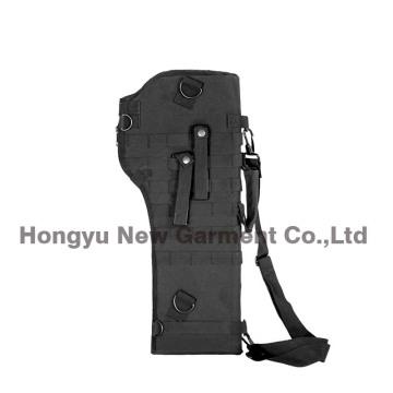 Bolso de pistola para la caza arma militar con esponja (HY-GB004)