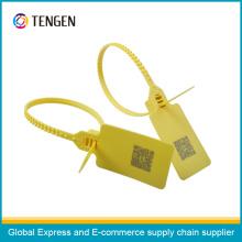 Tira de vedação de segurança de plástico com código de Qr personalizado Tipo de impressão 13
