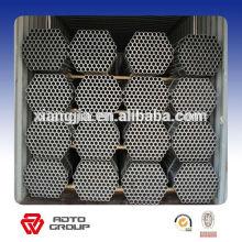 Productos de calidad Safety Assured Q235 / Q345 Tubo de andamio pintado a África