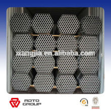 africa Hot Dipped Galvanized /Black Scaffolding Steel tube