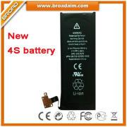 Li-polymer battery for Apple iPhone 4S , 3.7v,5.3WHR