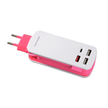 Chargeur USB Portable Travel Power 6 ports USB