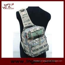 Equipamento militar por atacado Sling Bag mochila bornal para tamanho M