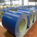 Bobinas pré-pintadas de aço galvanizado para materiais de construção