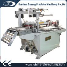 Machine de découpe optiquement propre (pour coupe-fil de protection en vinyle)