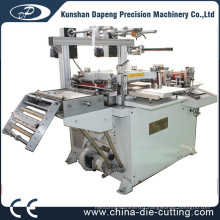 Optically Clear Die Cutting Machine (for Vinyl Protector die cutter)