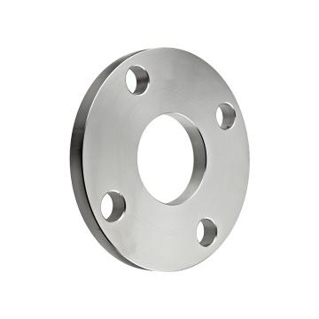 Brida de tubería de acero de soldadura plana de placa de brida
