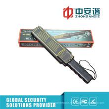 Détecteur de métaux portable de sécurité électronique portatif intelligent Intelligent Alarm
