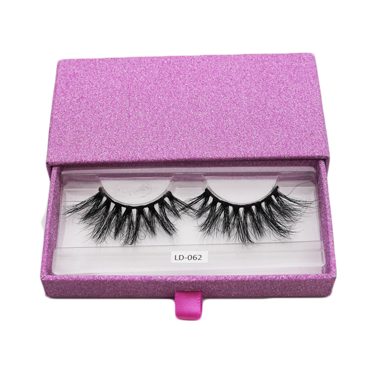 Eyelash Box Empty