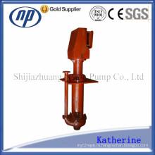 Вертикальный консольный абразивный шламовый насос (100RV-SP)