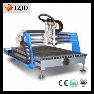 Router barato de alta velocidade do CNC do preço para o processamento de madeira