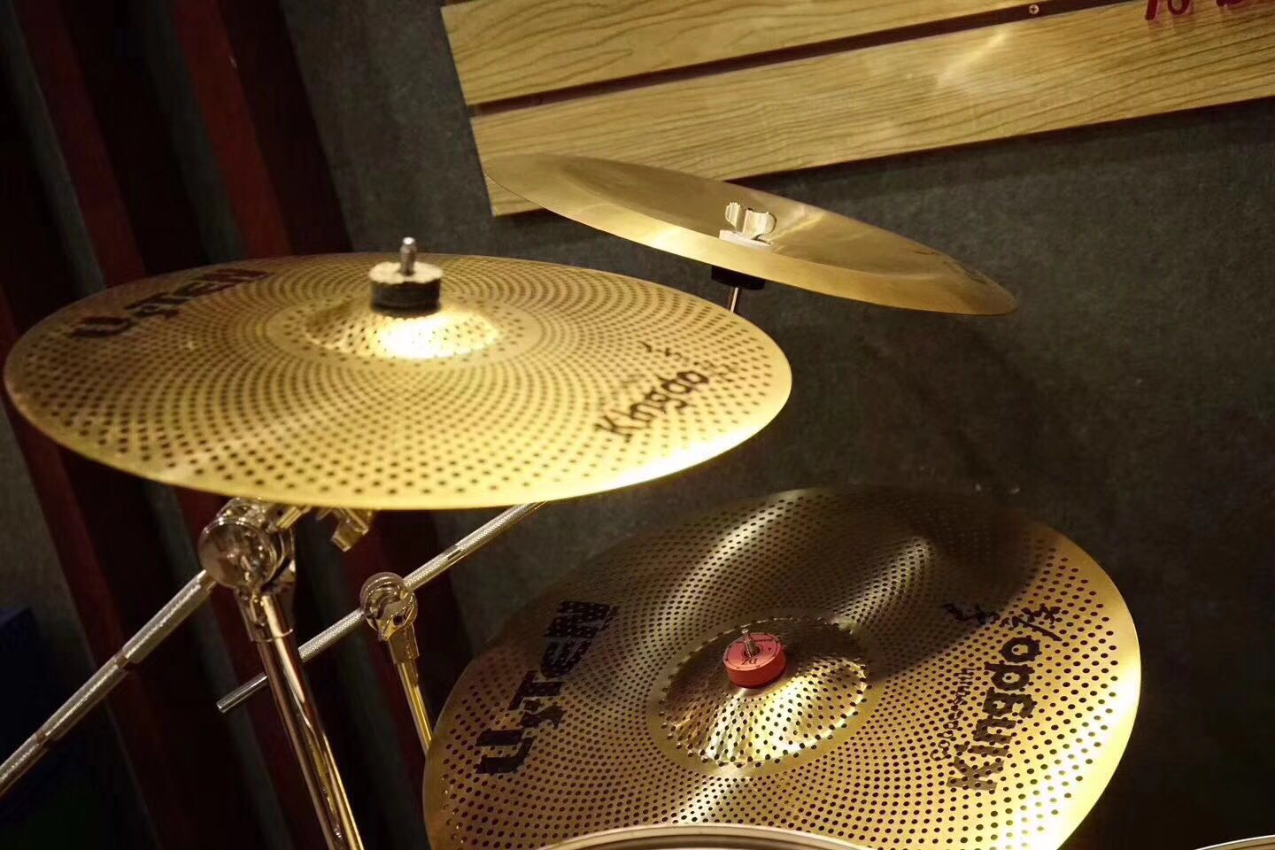 cymbals for drum