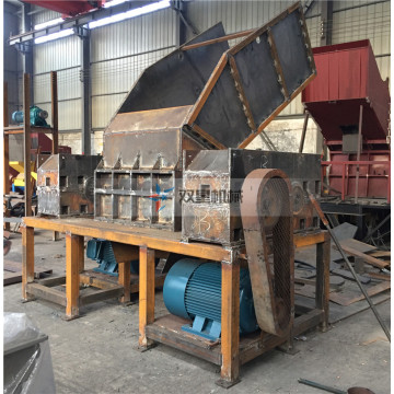 Industrial Scrap Metal Shredder Equipment dijual