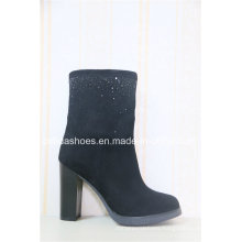 Warm Fashion Winter High Heel Lady Boots