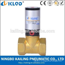 Пневматический пневматический клапан AC220V соленоидный клапан
