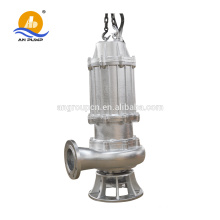 submersible vertical sludge and sewage fecal pumps