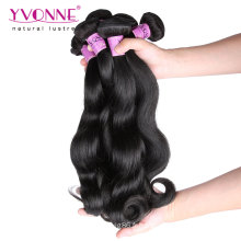 Wholesale Vierge malaisienne vague de cheveux