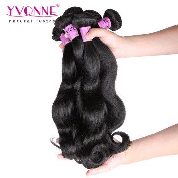 Оптовая Виргинские Малайзии Объемная Волна Волос