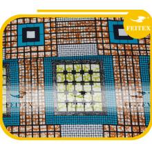 tela africana de la cera 100% / tela africana de la cera / tela de la cera de la impresión