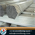 High quality 304 seamless steel pipe in Foshan factory