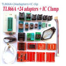 Super Minipro Tl866A/Tl866CS Eeprom Programmer Full Set 21PCS Socket Adapters
