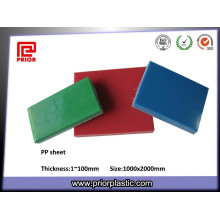 Plastic Polypropylene Sheet with Good Electrical Properties