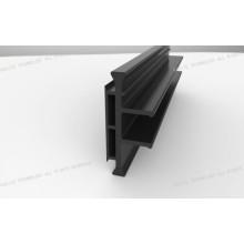Perfil da barreira de calor da fibra de vidro da poliamida 6,6 do Ict 30mm da forma