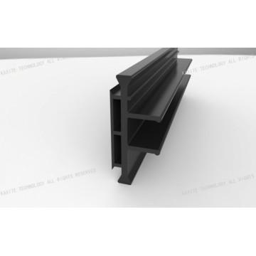 Shape Ict 30mm Polyamide 6.6 25% Fiberglass Heat Barrier Profile