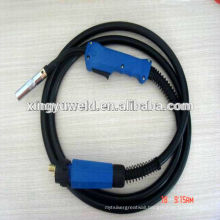 otc 350a gas welding torch/co2 torch parts