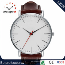 Les montres de montre-bracelet de style de DW observent la montre de bracelet faite sur commande d'hommes (DC-637)