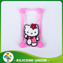 2016 latest beautiful Hellokitty silicone phone case covers