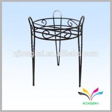 Fornecedor da China própria fábrica de arame de metal exterior decorativo de panelas de pote de flores