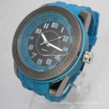 Relógio de silicone (HAL-1269)