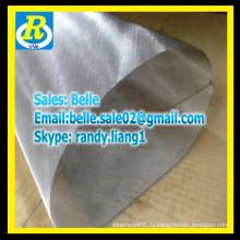 Профессиональная черная стальная проволочная сетка / черная проволочная ткань