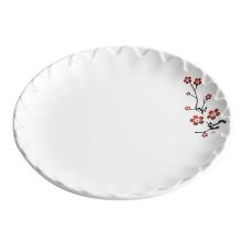 Hot sale best quality melamine tableware vintage plate kitchen plates for restaurant