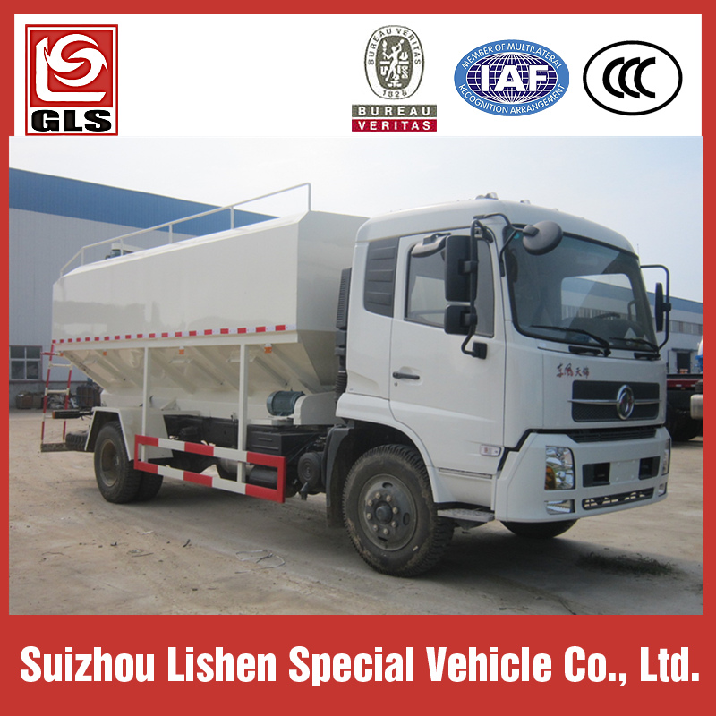 Dongfeng Bulk feed truck 10T
