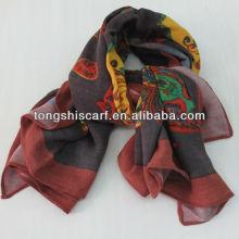 2013 spring darkness scarf
