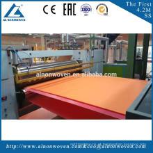 Tela profissional do spunbond de AL-1600 S 1600mm PP que faz a máquina com certificado do CE