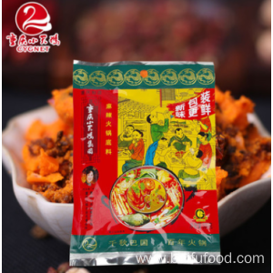 OEM/ODM for Spicy Hot Pot Seasoning Delicious spicy hot pot bottom material supply to Japan Wholesale