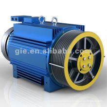 1600kg 1.0m/s gearless traction machine GSS-LM for elevator parts