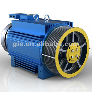 2.0m/s gearless traction machine GSS-LM for elevator parts