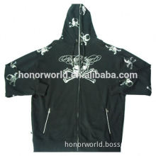 20 years factory low price waterproof hooded sweatshirt jacket supplier