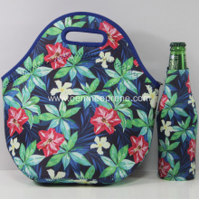 Picnic lunch tote bag for women & mens