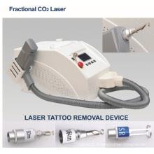 Laser fractionnel de CO2 de retrait de cicatrice de Sincoheren CE médical