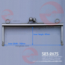 2015 New High Quality Leather Metal Hardware for Bags